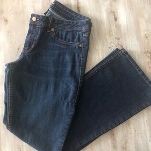ANA Bootcut Jeans SIZE 8 (stretchy). EUC